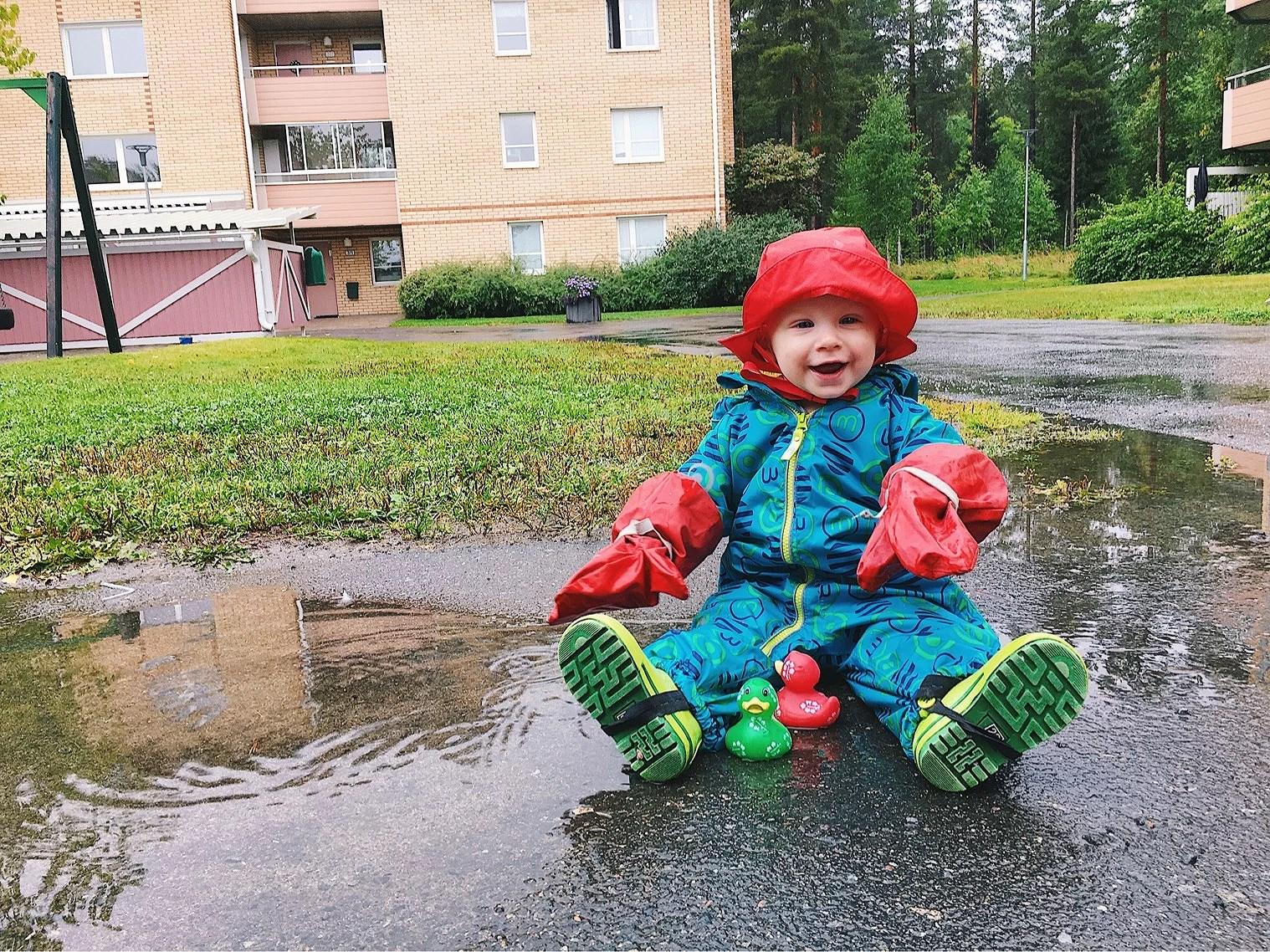 MED RÄTT KLÄDER..