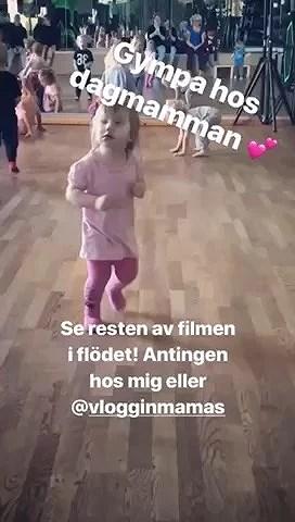 Vilket kaos det var & vlogg på Ellie