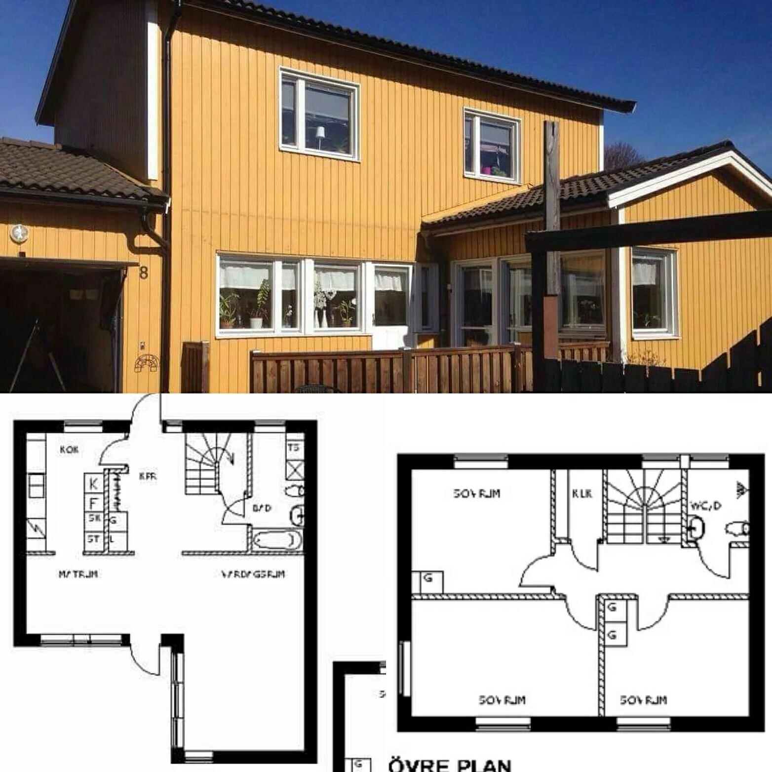 Drömmen om ett hus