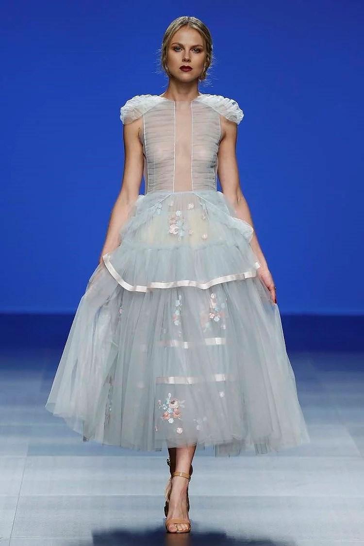 Barcelona Bridal Week 2015 con la colección de Marco & María