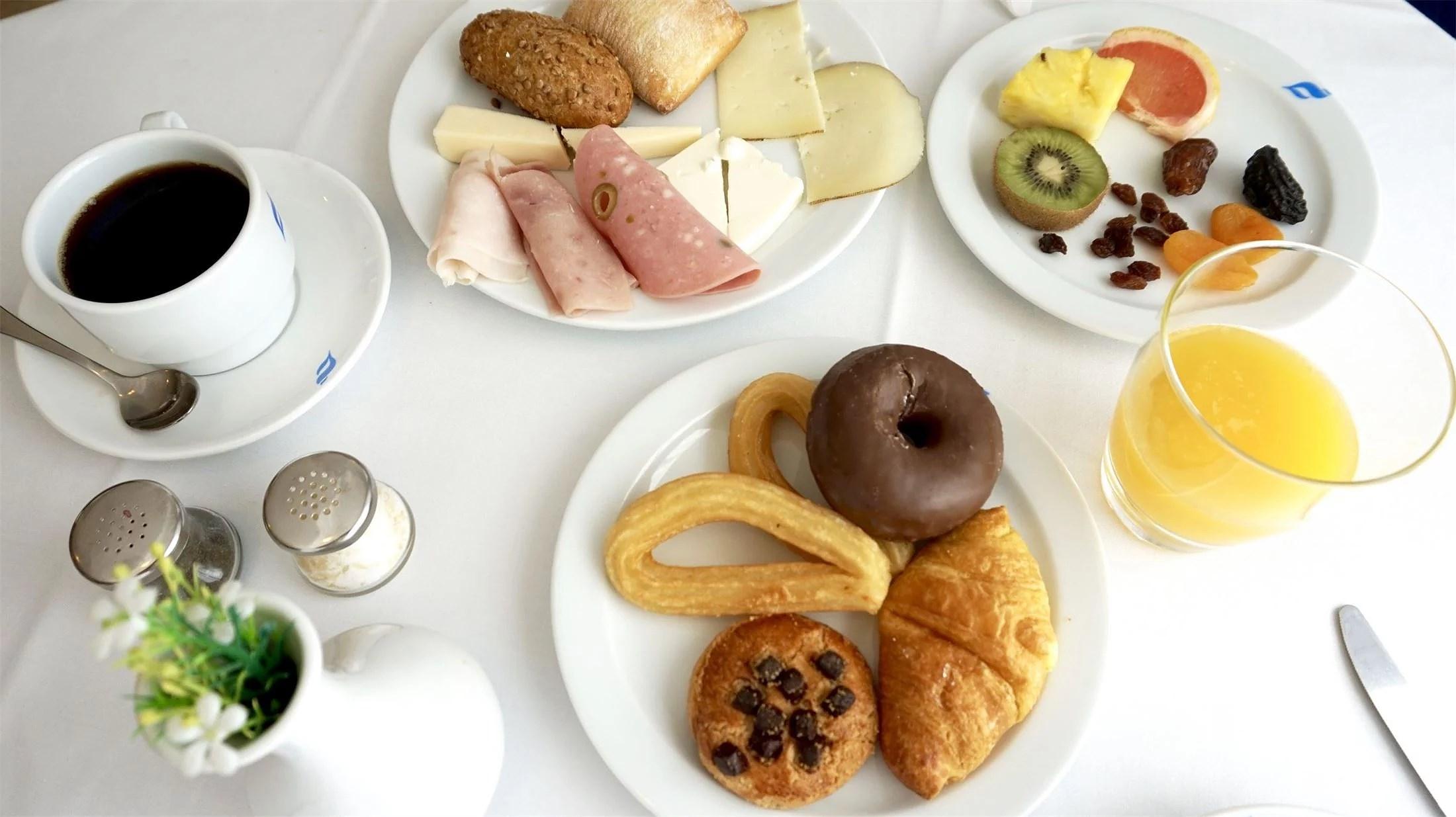 Desayunos en Thb Hoteles