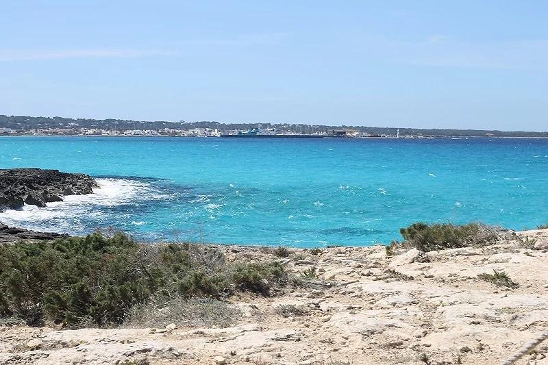 Formentera Playa Pujols
