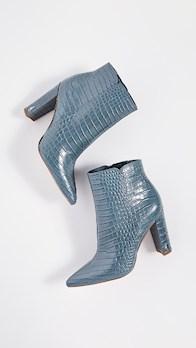 Sam Edelman Raelle 2 Booties blue booties