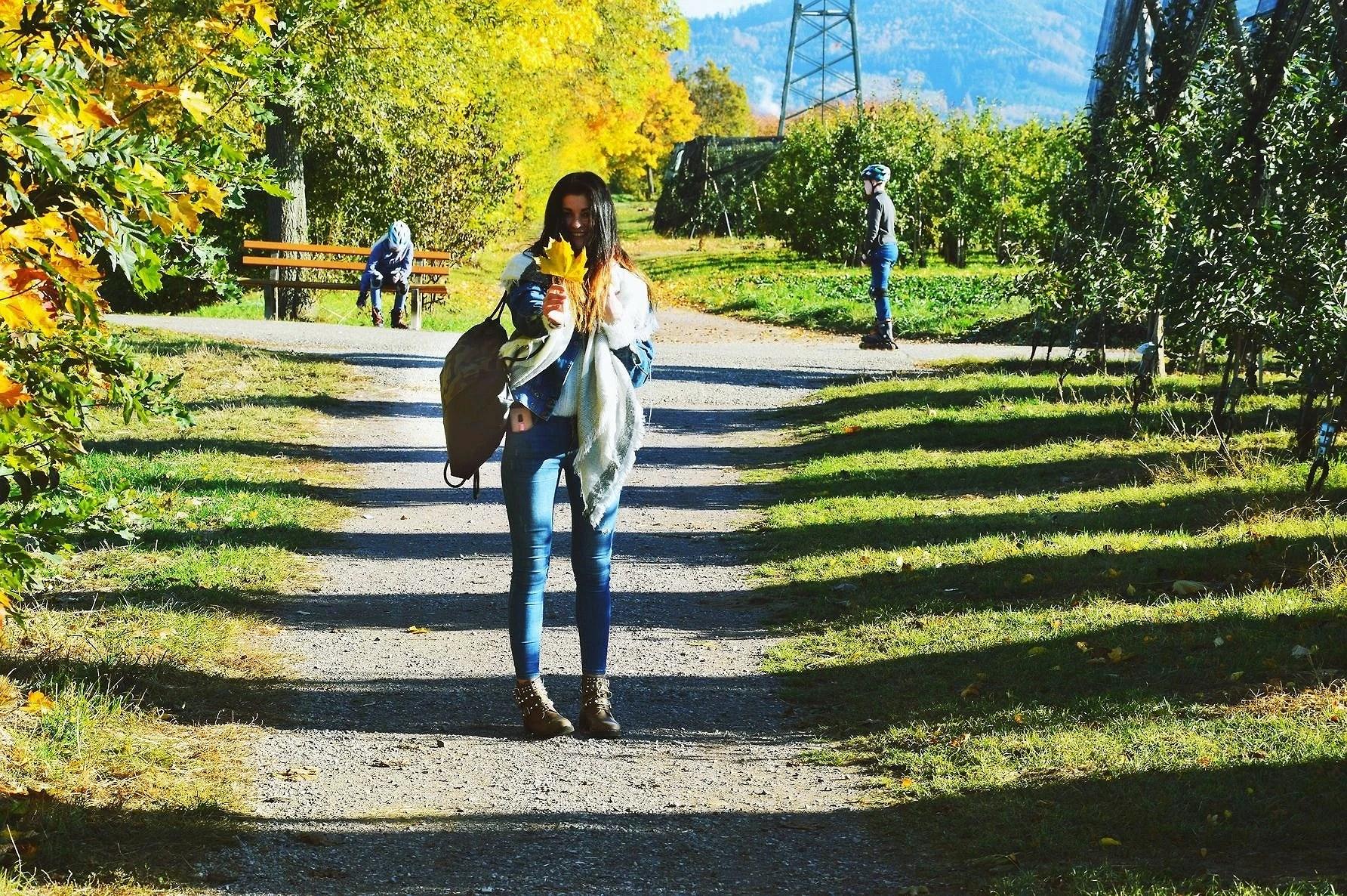 Kolory jesieni - Outfit