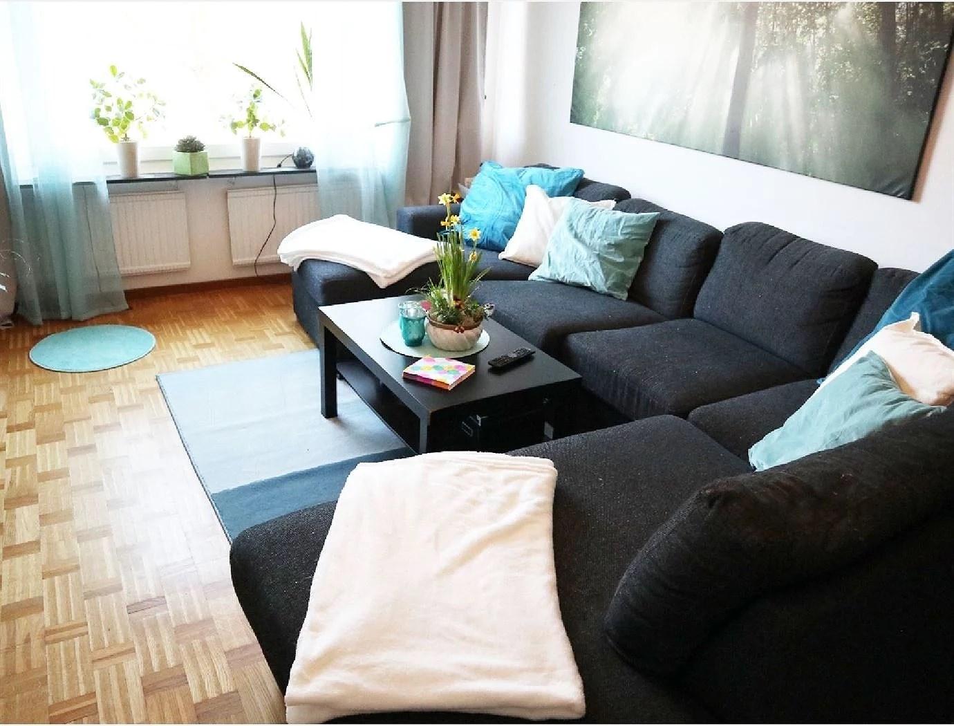 Gjort om vardagsrummet billigt