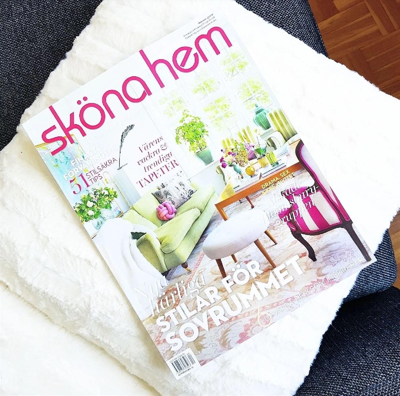 Gratis tidning Sköna Hem