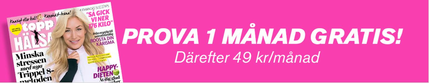 Gratis nummer av Topphälsa