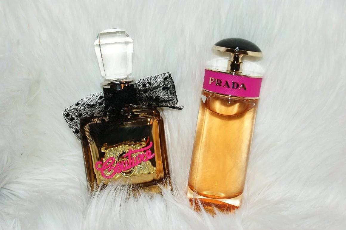 Mina favoriter i parfymriket