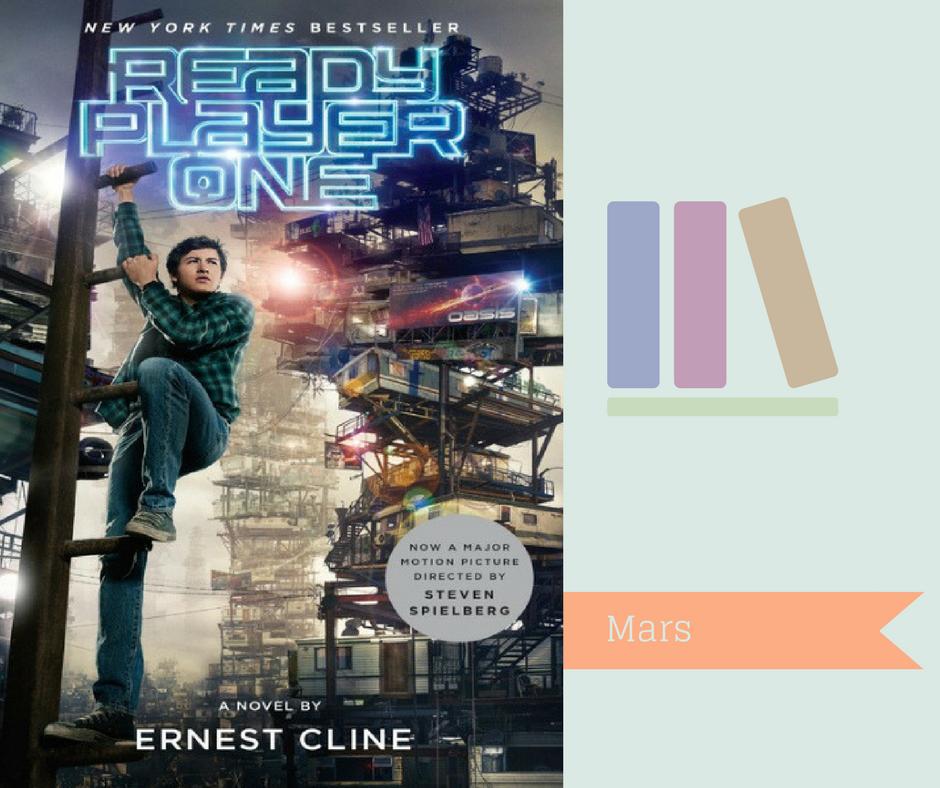 Böcker på storytel  - Ready Player One