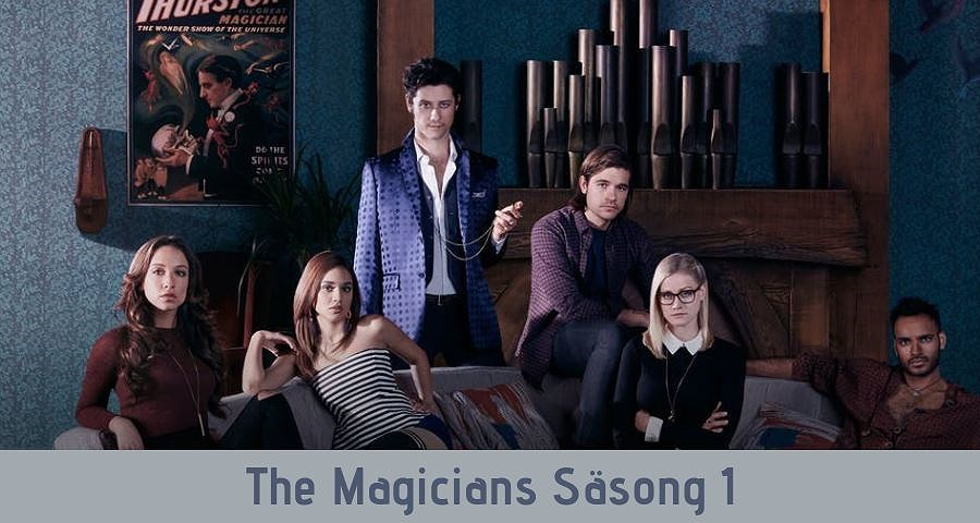 The Magicians Säsong 1