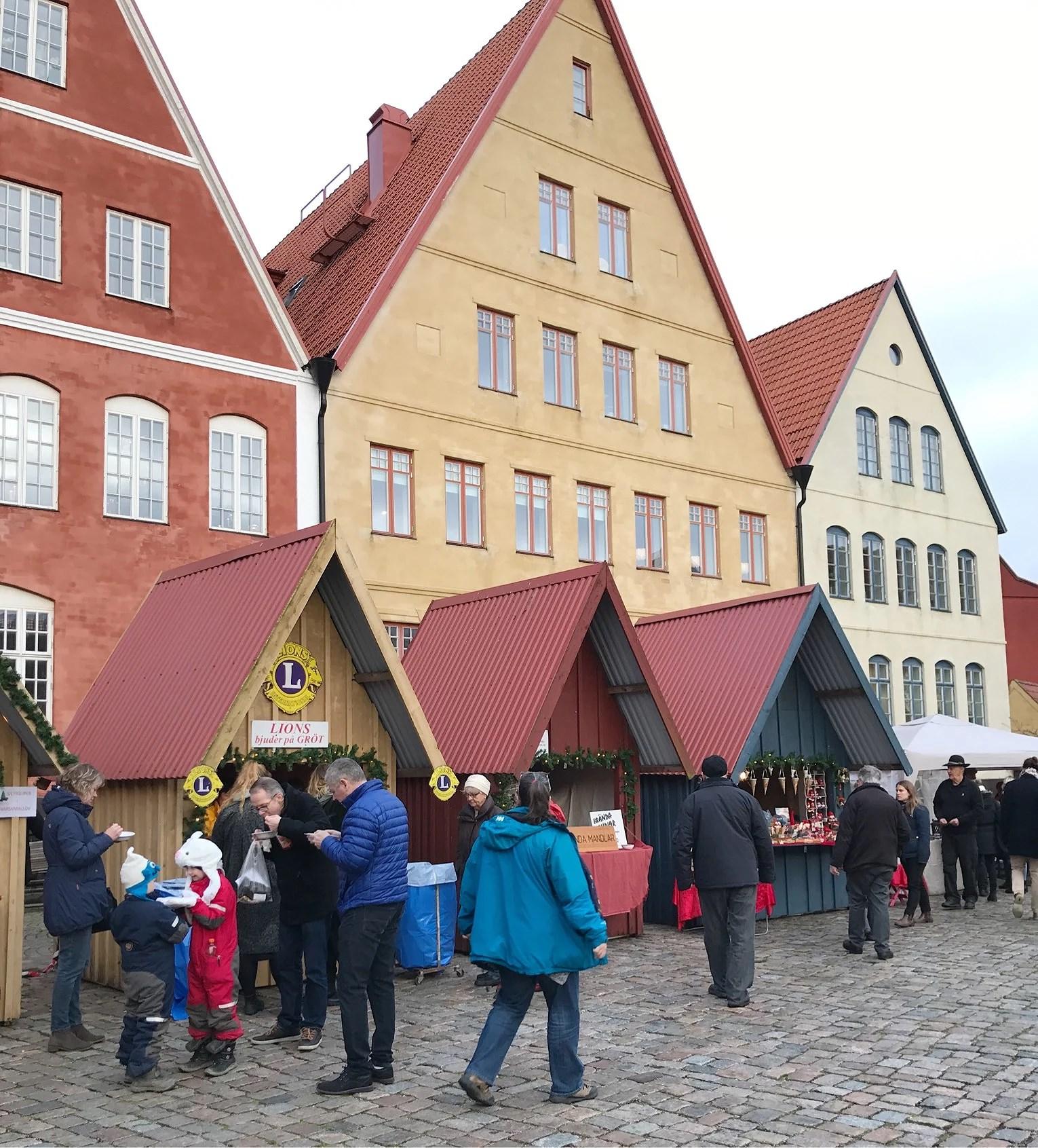 Julmarknad i Jakriborg