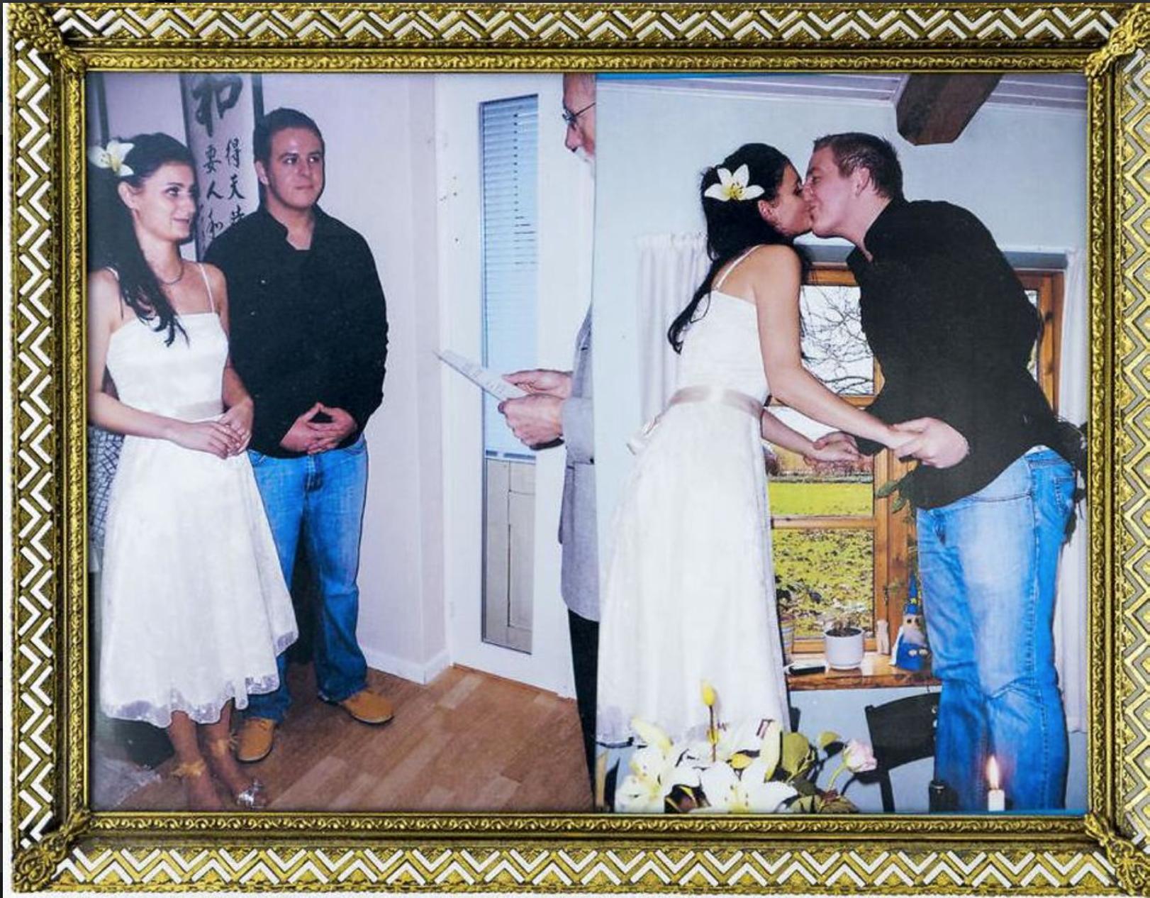 Ægteskaber uden for egen nationalitet