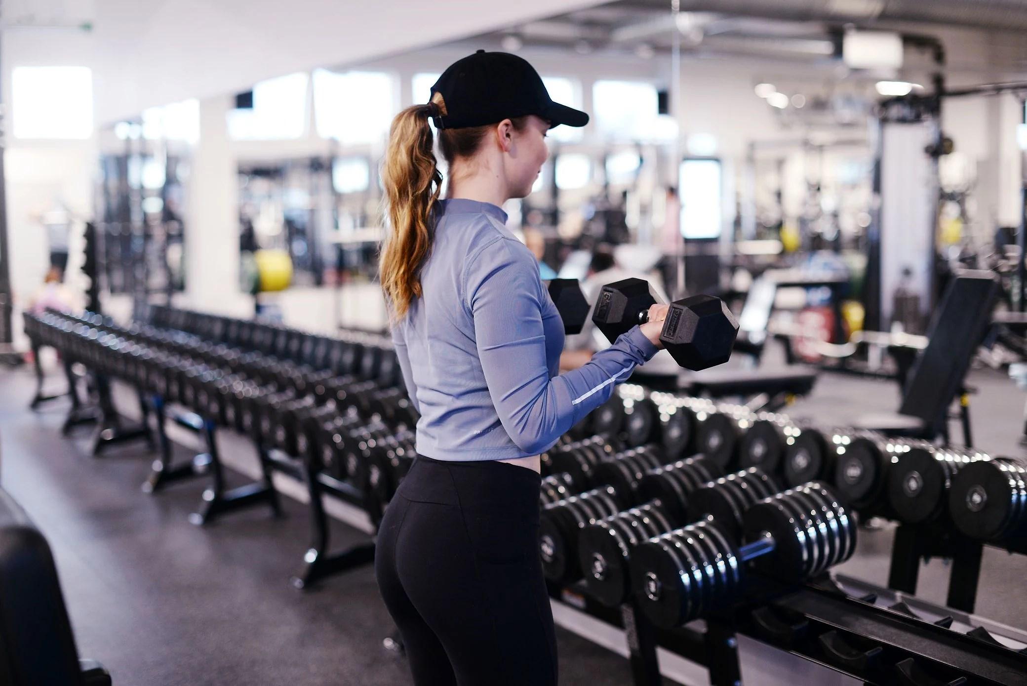 Träning för armarna