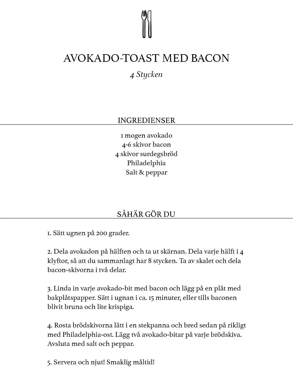avocado-toast-med-bacon