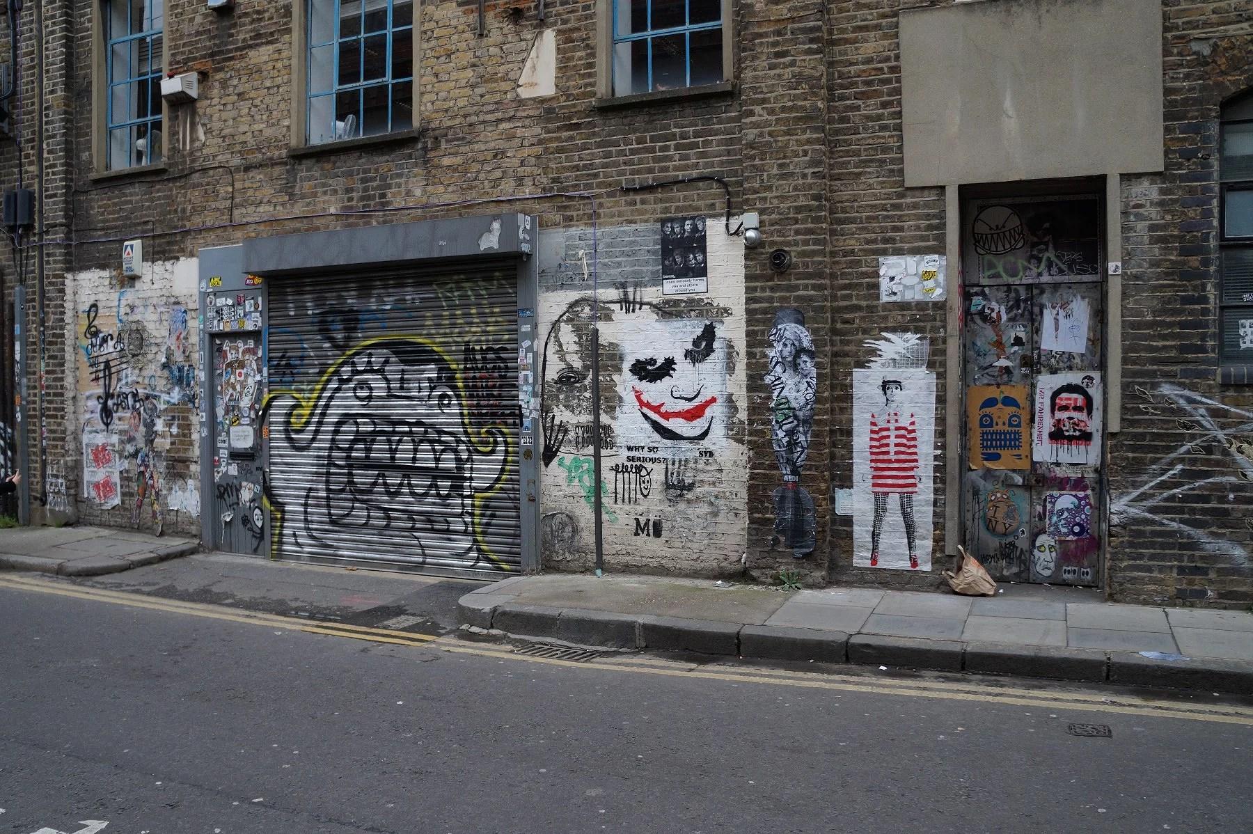 London - systemkameran