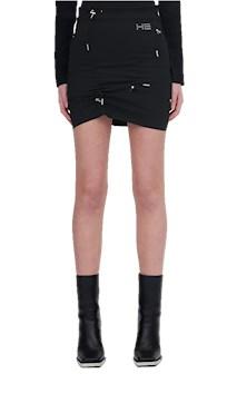 Heliot emil drawstring skirt