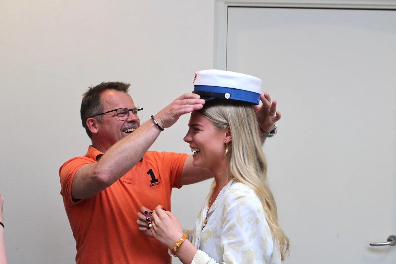 MINE 3 (MARERIDTS) ÅR PÅ GYMNASIUM