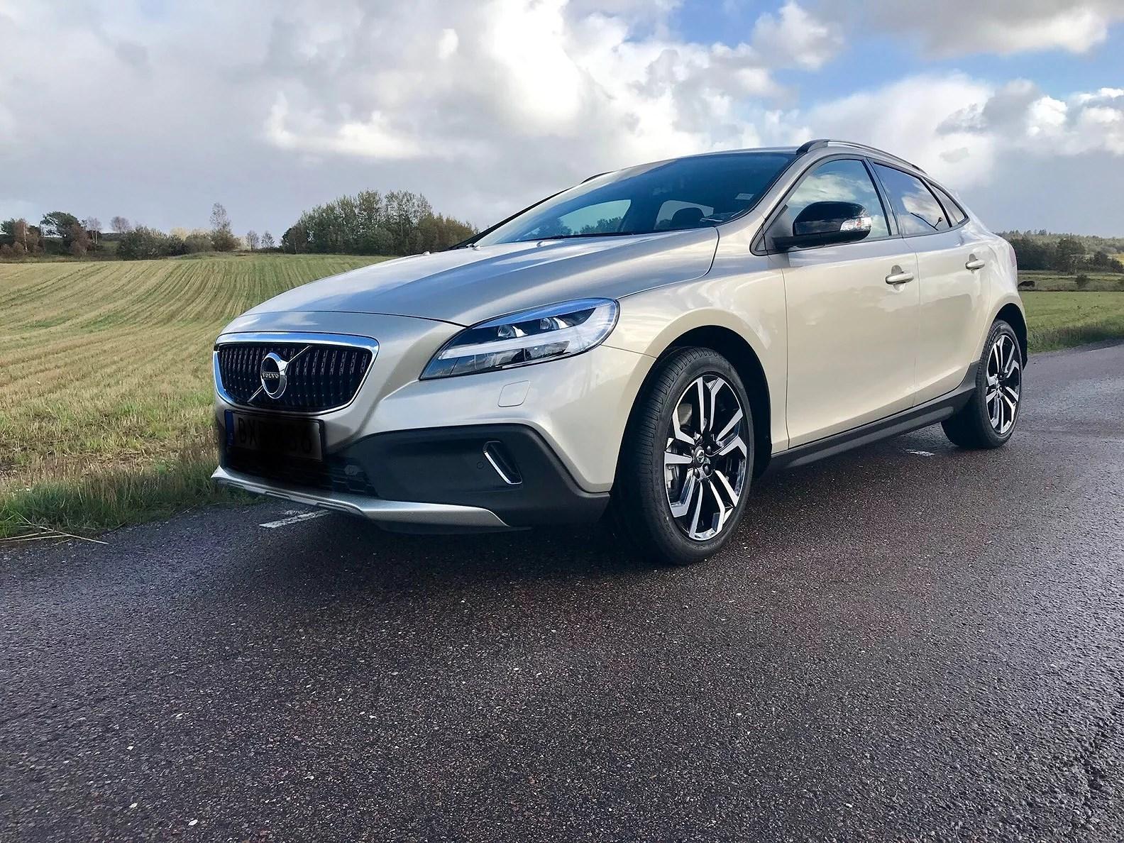 Min nya bil!
