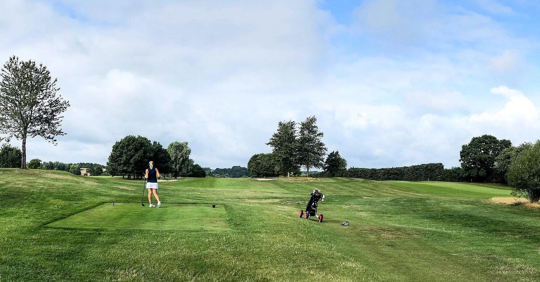 Mina golfmål 2019!