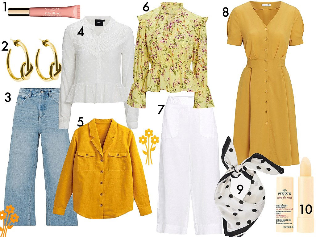EASTER READY - OUTFITS