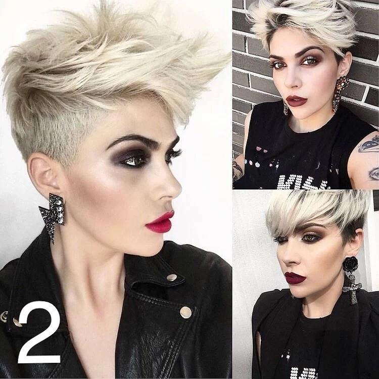 Färg i håret & vilken frisyr?