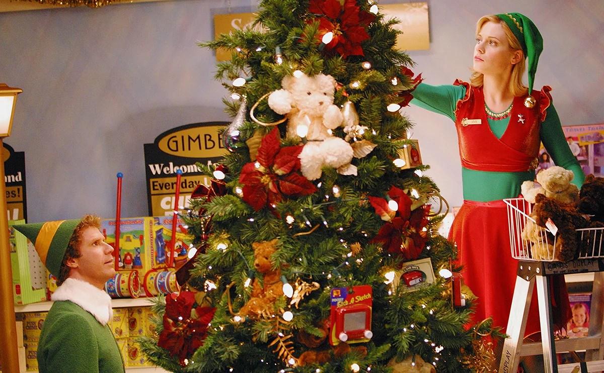 """Julfilmen """"Elf"""" (2003)"""
