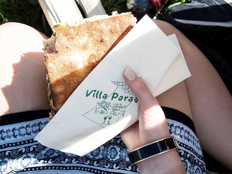 oslo tips foccacia villa paradiso grünerløkka lunsj