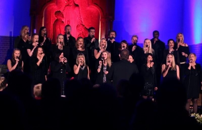 stavanger gospel choir julekonsert sgc st petri kirke kor musikk gospelchoir