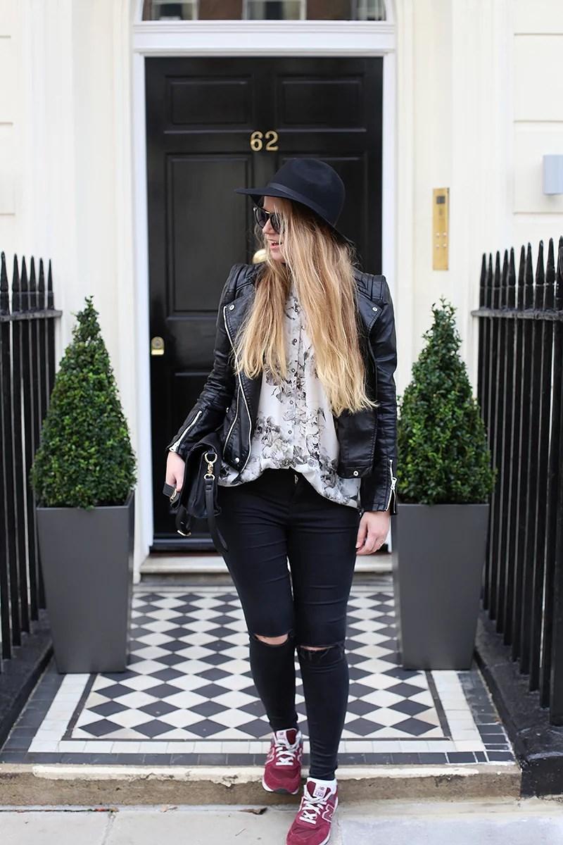 krist.in streetstyle fashion london leatherjacket style