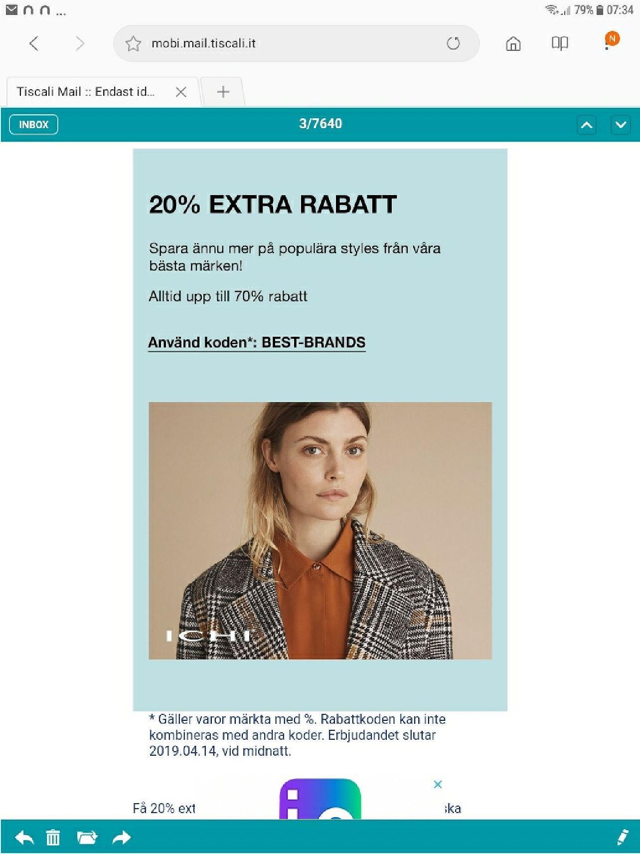 Bootzoulet.com 20% extra rabatt
