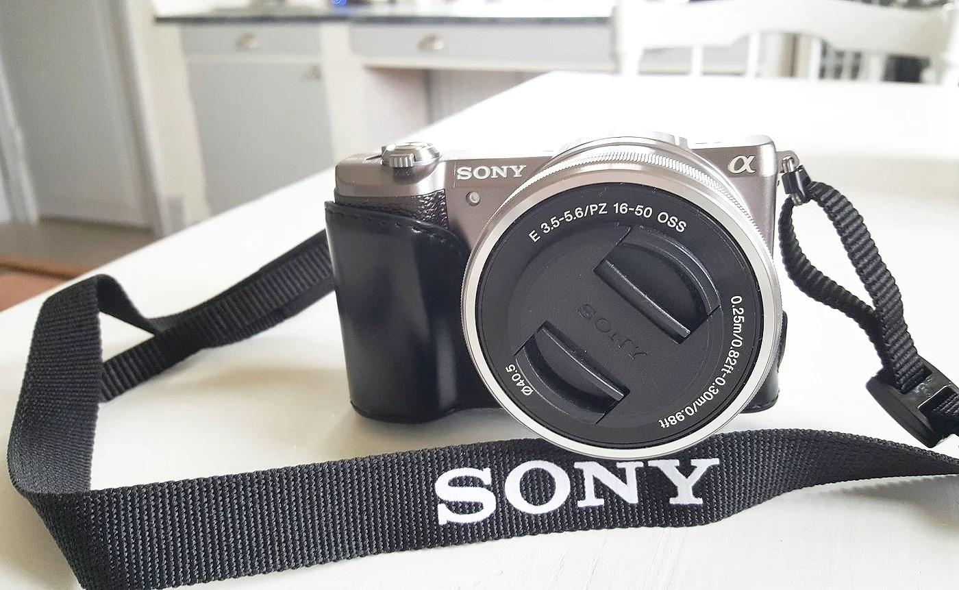 Nya kameran