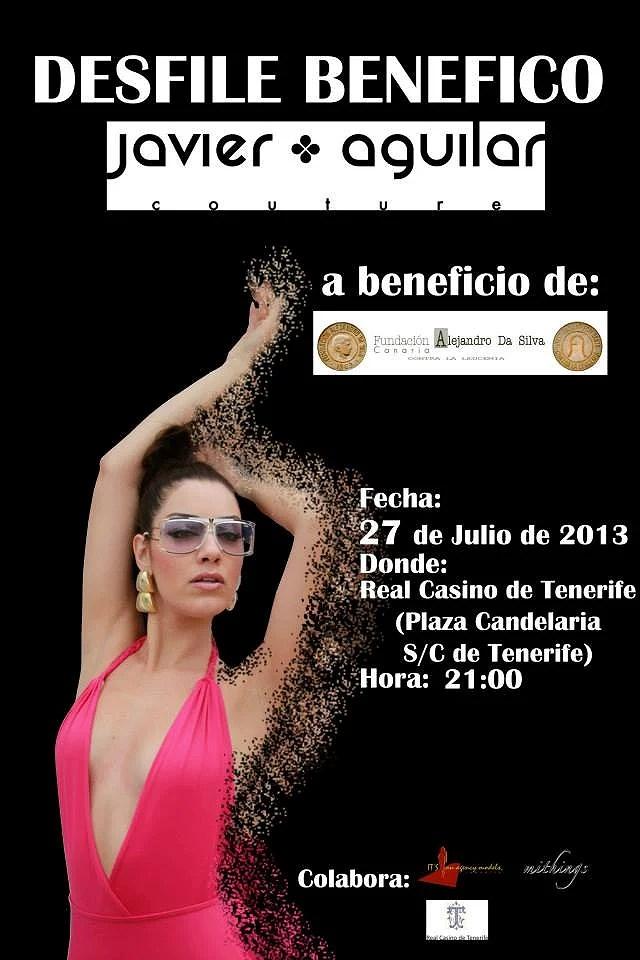 Desfile Benéfico Javier Aguilar Couture