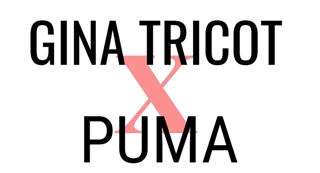 GINA TRICOT X PUMA
