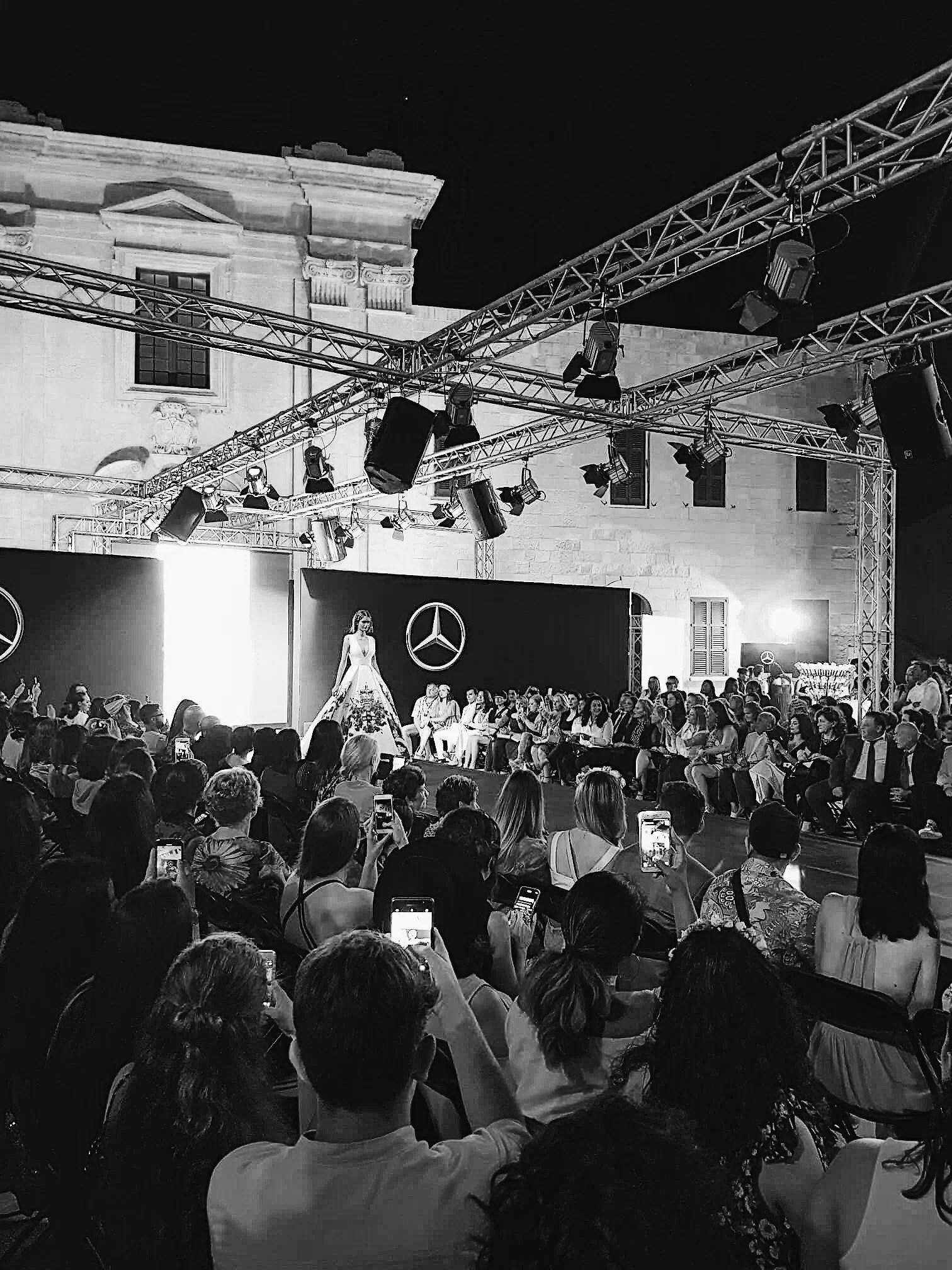 Min helg i bilder - Malta fashion week, båtutflykt och sushidejt