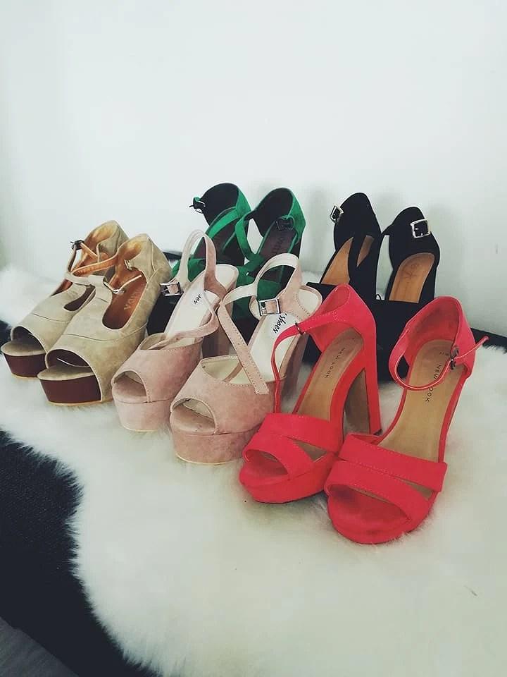 Vad finns i min garderob #1