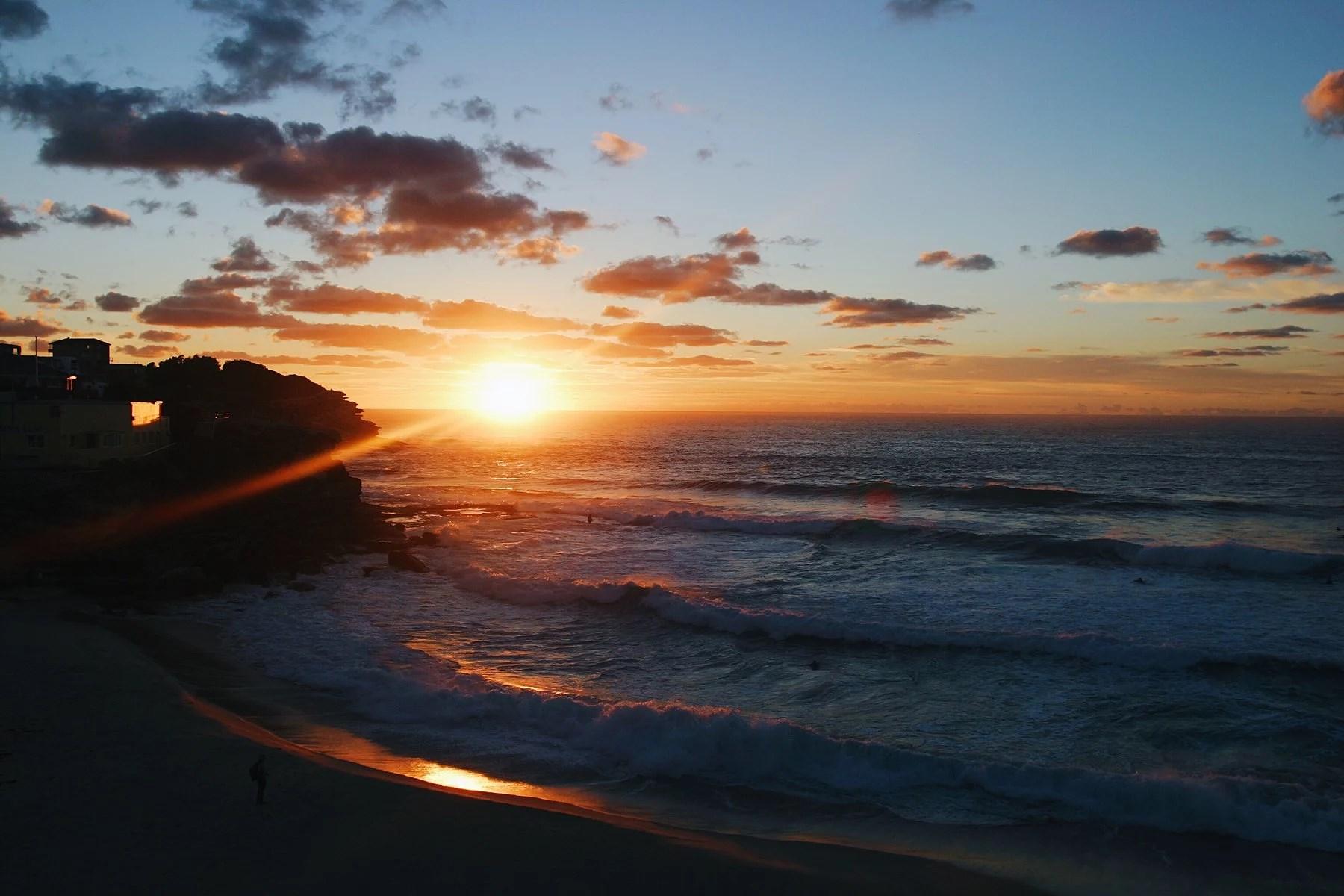 Sol från morgon till kväll - Sydney dag 6