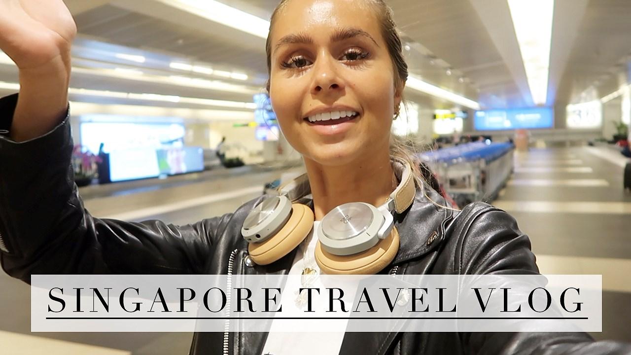 VIDEO / SINGAPORE TRAVEL VLOG