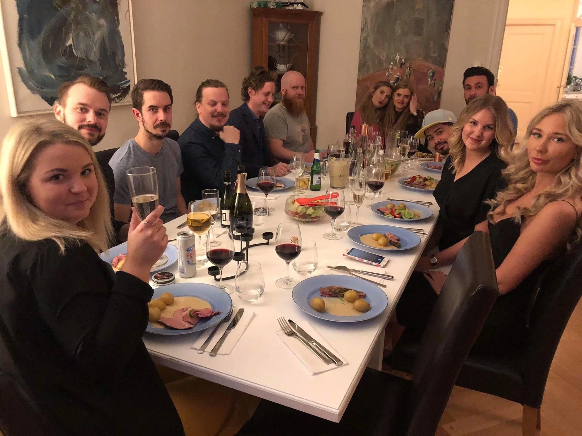 Valborgs firande