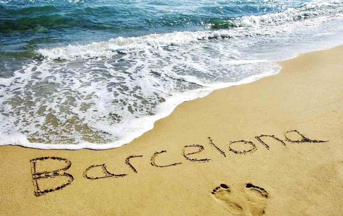 Bokat resa till Barcelona