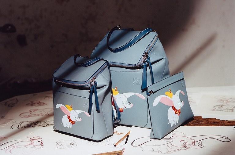 Loewe lanza una colección cápsula de Dumbo a la venta en solo 10 tiendas de todo el mundo