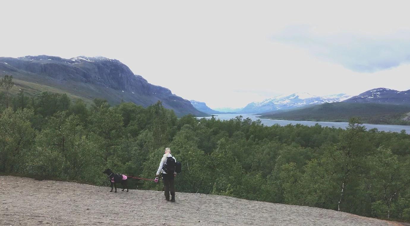 Saltoloukta & Kungsleden part 1.