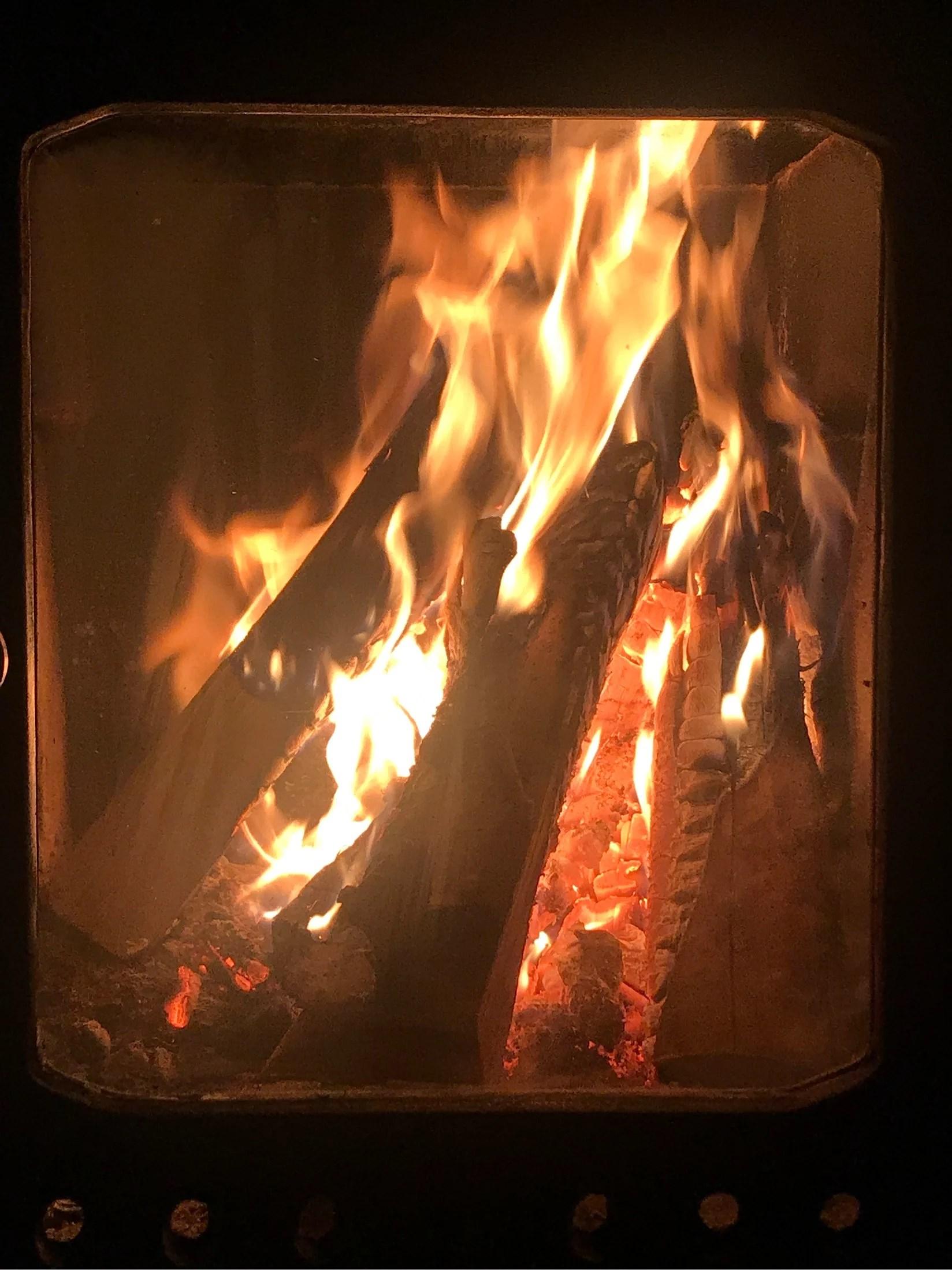 Måste bli varm