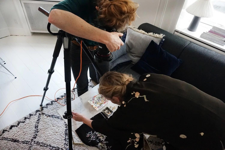 ELLE PÅ BESØG - SNEAK PEEK