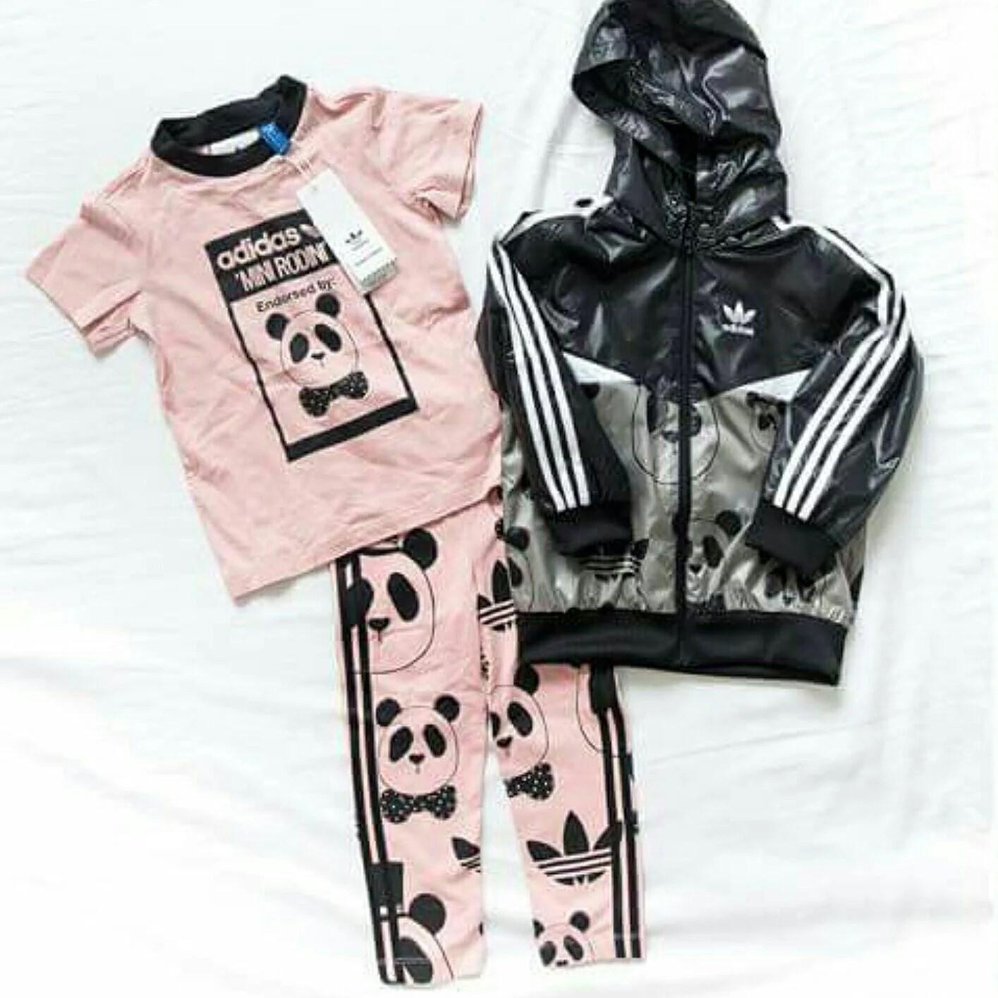 Mini rodini + Adidas = True
