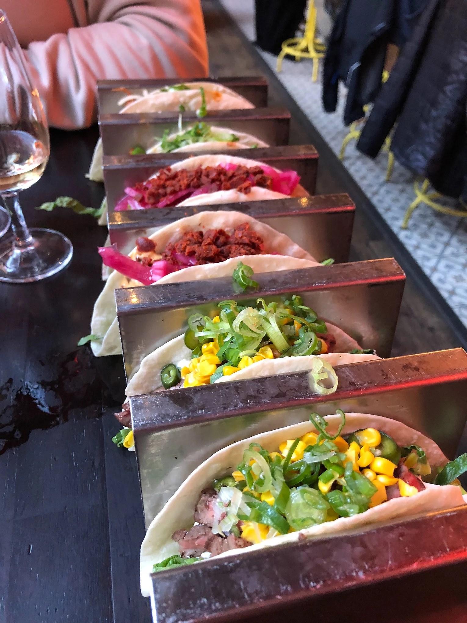 Tacos & Tequila en tisdag