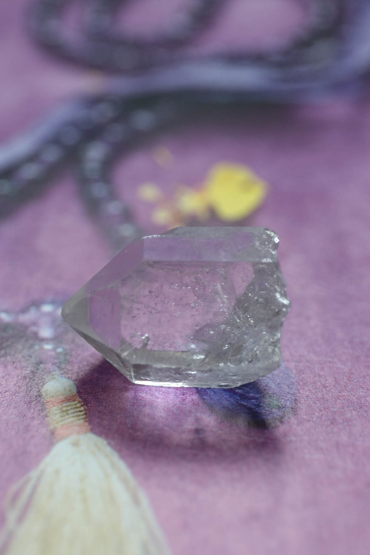 Mina kristaller