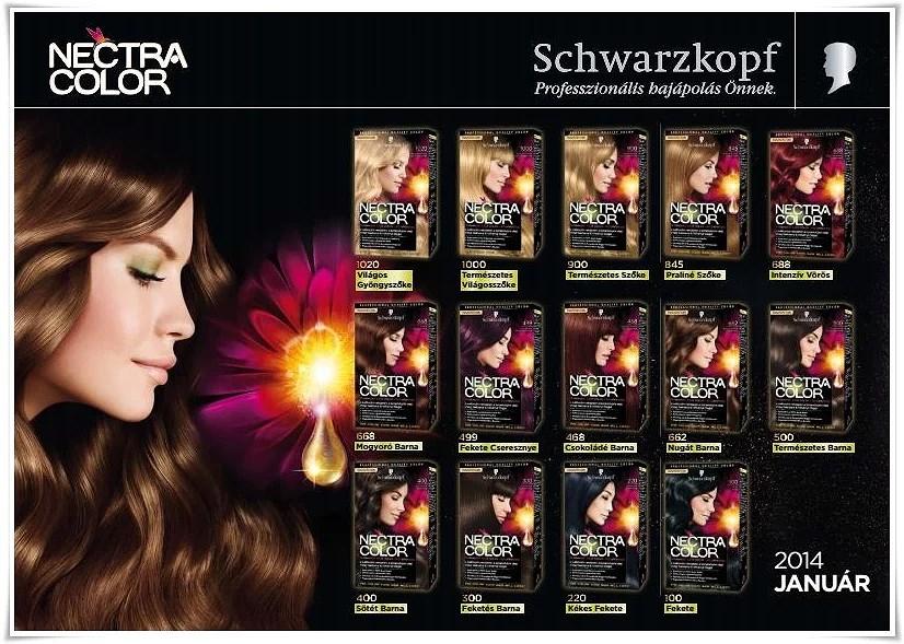 kj - Nectra Color Schwarzkopf