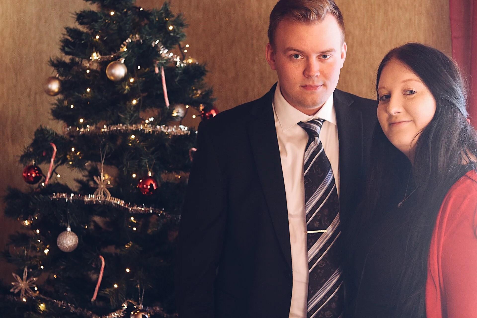 God jul från oss