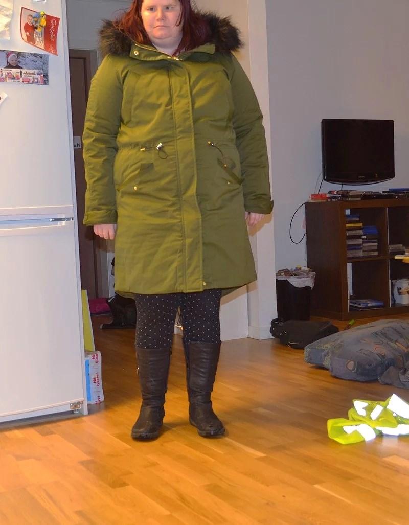 Min nya jacka