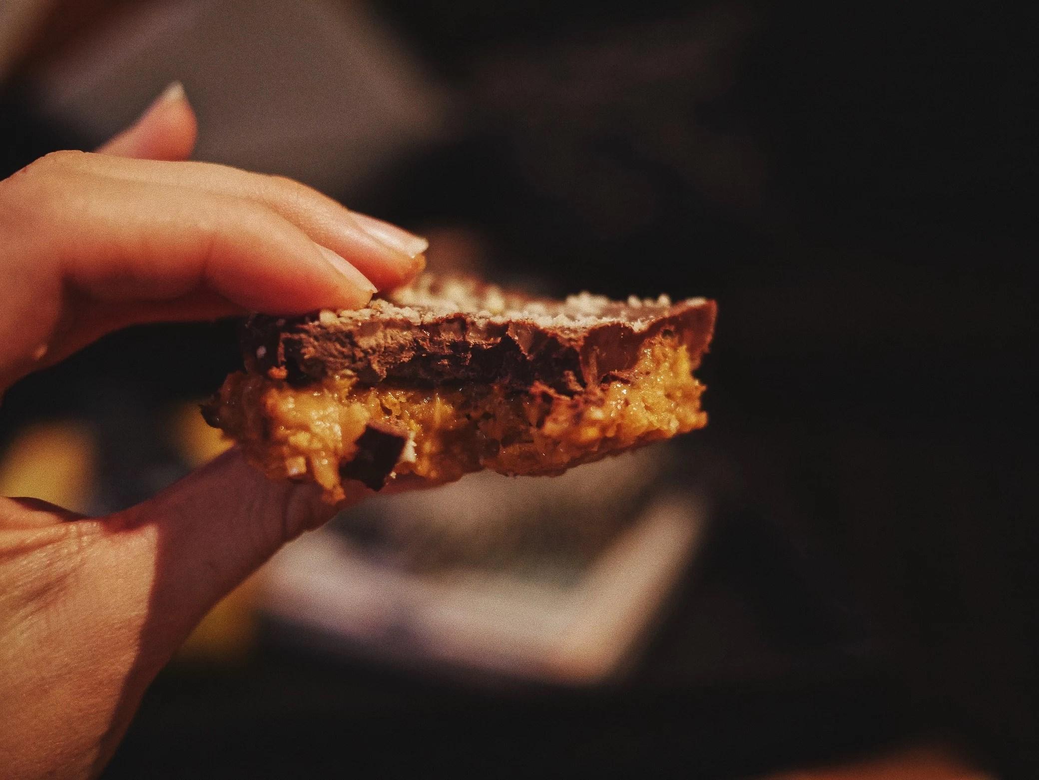 Recept snickerskaka